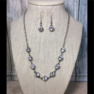 Paparazzi necklace in Silver